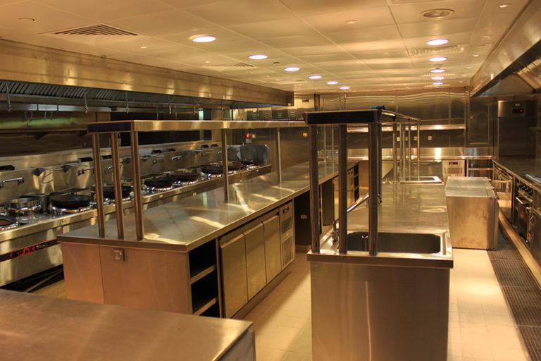 BOH Kitchen - Hilton Hotel