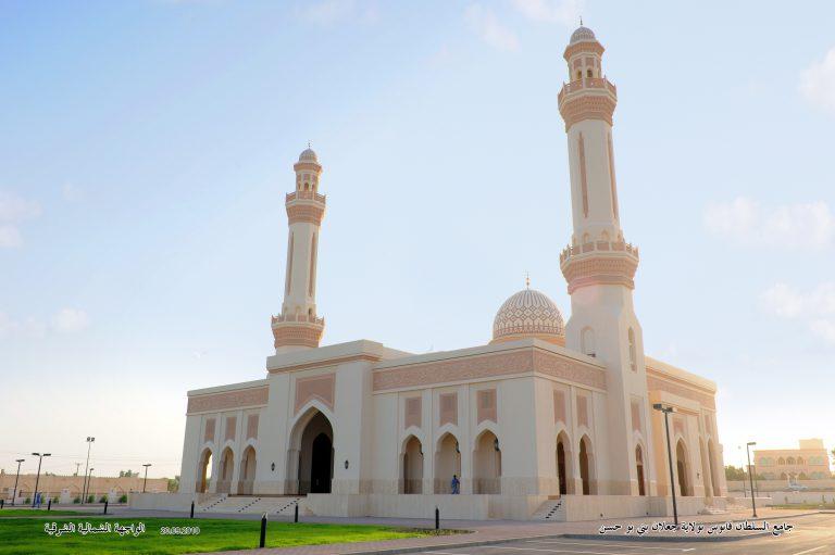 Sultan Qaboos Mosque  - Jalan Bani Bu Ali