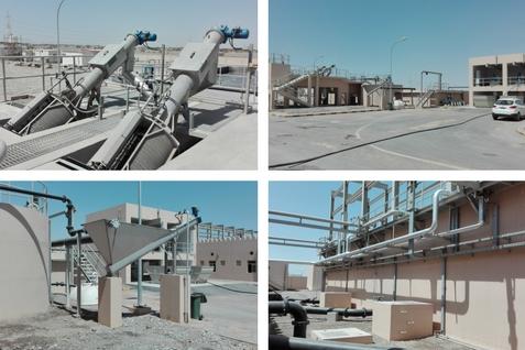 Sewage Treatment Plant - Barka