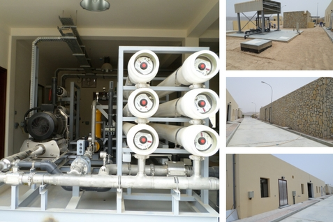 Extension of Existing Desalination plant at Lakbi in Governorate of Wusta