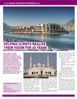 Article published  in the Oman Projects Magazine_JAN_2016