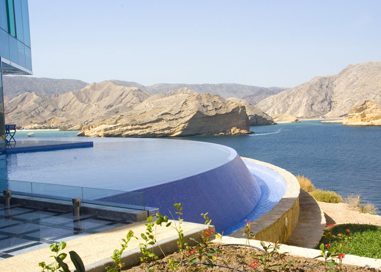 Crystal House - Barr Al Jissah