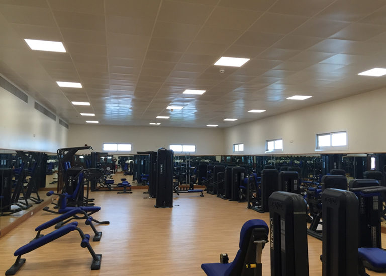 ROYAL OMAN POLICE, STF Sohar- Gym Equipments